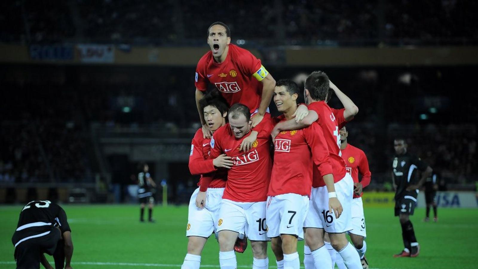 Ngày này năm xưa: Rooney đưa MU lên ngôi vô địch FIFA Club World Cup