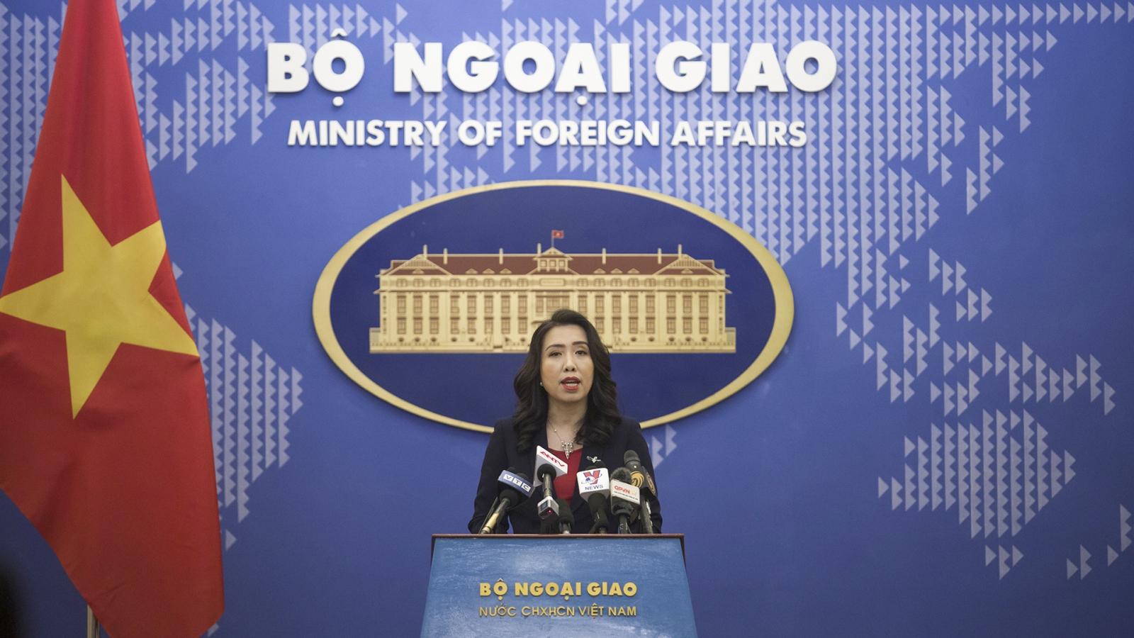 Việt Nam yêu cầu Trung Quốc hủy bỏ, chấm dứt các chuyến du lịch ra Hoàng Sa
