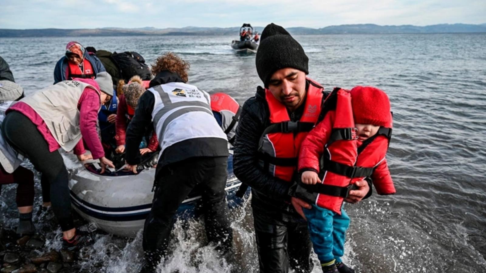 EU chi hàng trăm triệu USD giúp đỡ người tị nạn cư trú tại Thổ Nhĩ Kỳ