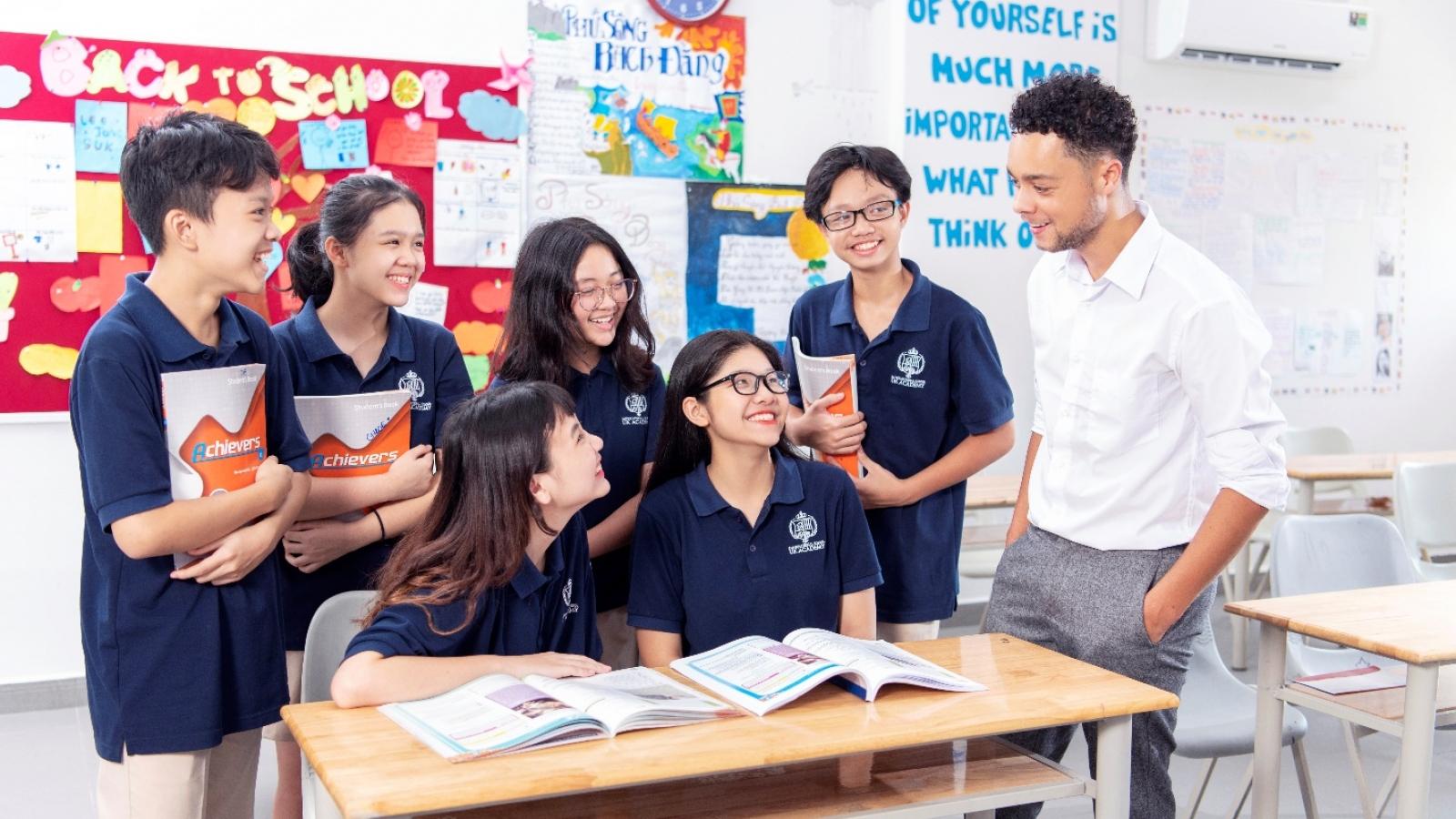 Tập đoàn Nguyễn Hoàng hợp tác đào tạo chương trình song bằng Tú tài Mỹ và Việt Nam