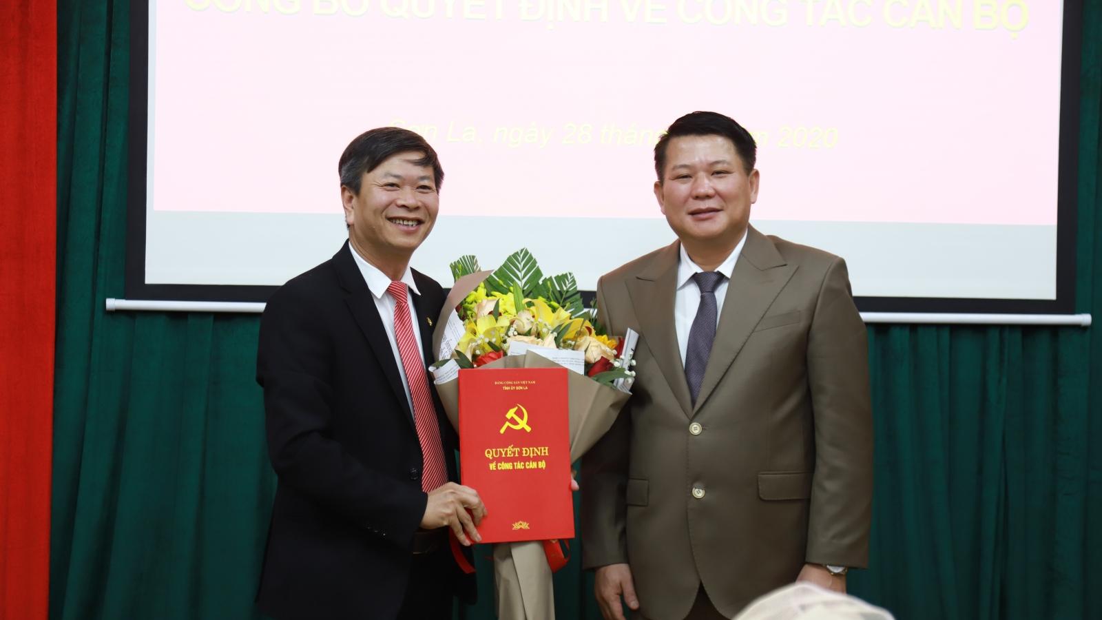 Báo Sơn La có tân Tổng biên tập