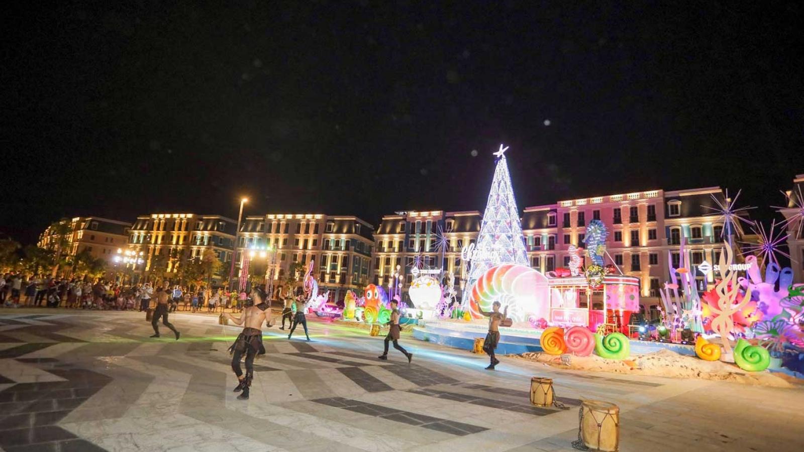 Thăng hoa cảm xúc với Giáng sinh lộng lẫy ở An Thới, Nam Phú Quốc