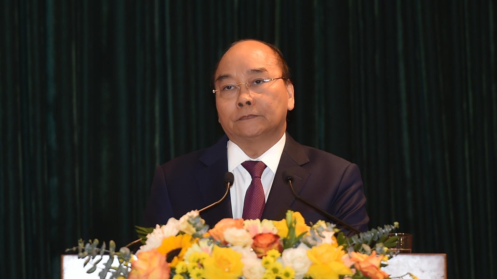 Thủ tướng: Lực lượng Công an nhân dân là chủ công trong phòng, chống tham nhũng