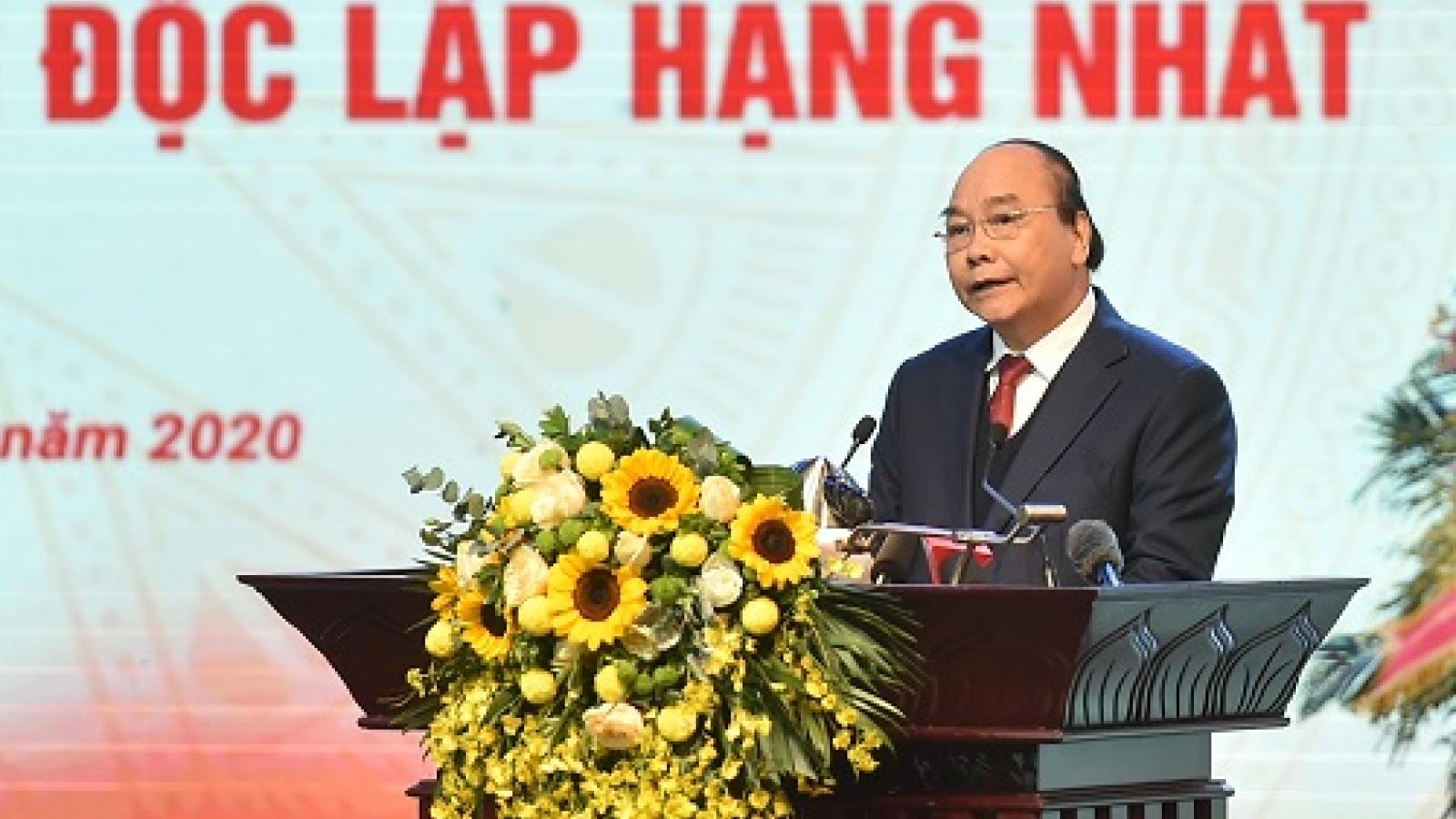 Thủ tướng: Bộ Kế hoạch & Đầu tư phải có tầm nhìn xa hơn các bộ, ngành khác