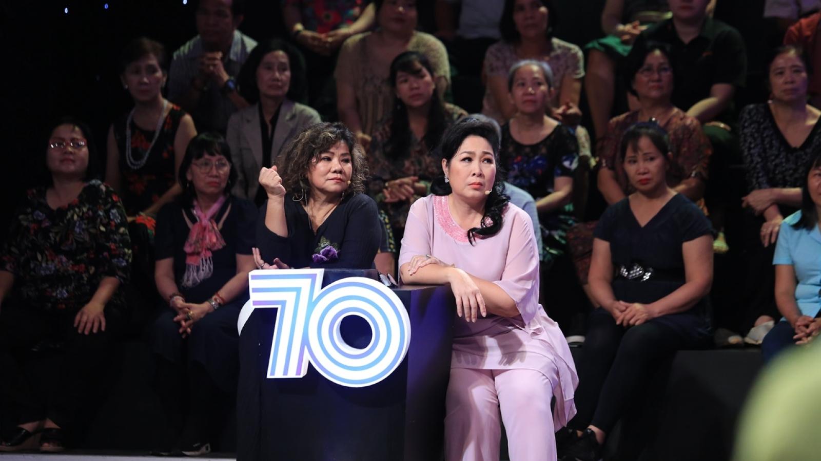 NSND Thanh Hoa nghẹn ngào tiếc mối tình dang dở và bức thư nơi chiến trường