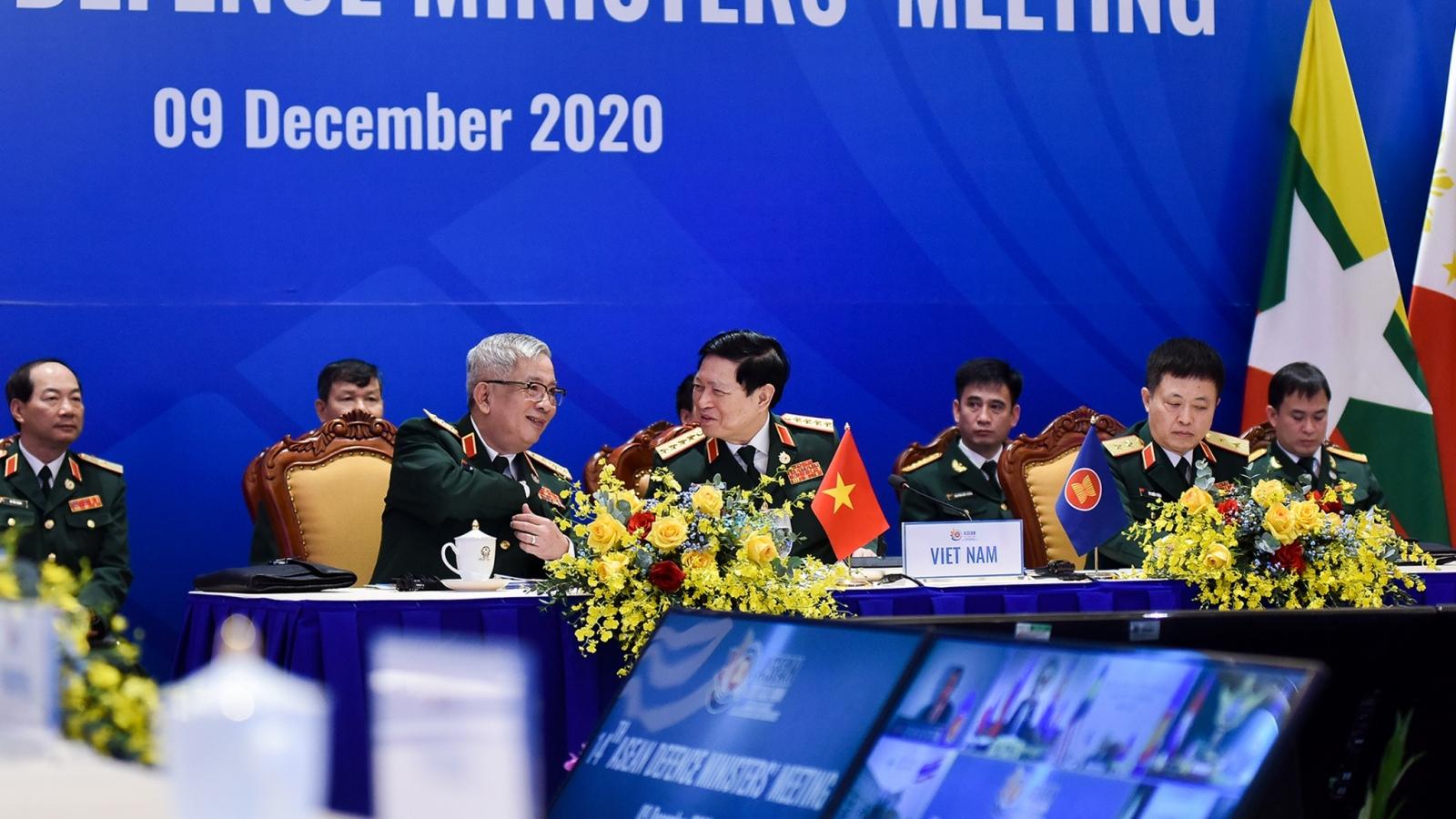 ASEAN thể hiện sự đoàn kết, thống nhất đối với hòa bình, ổn định ở khu vực