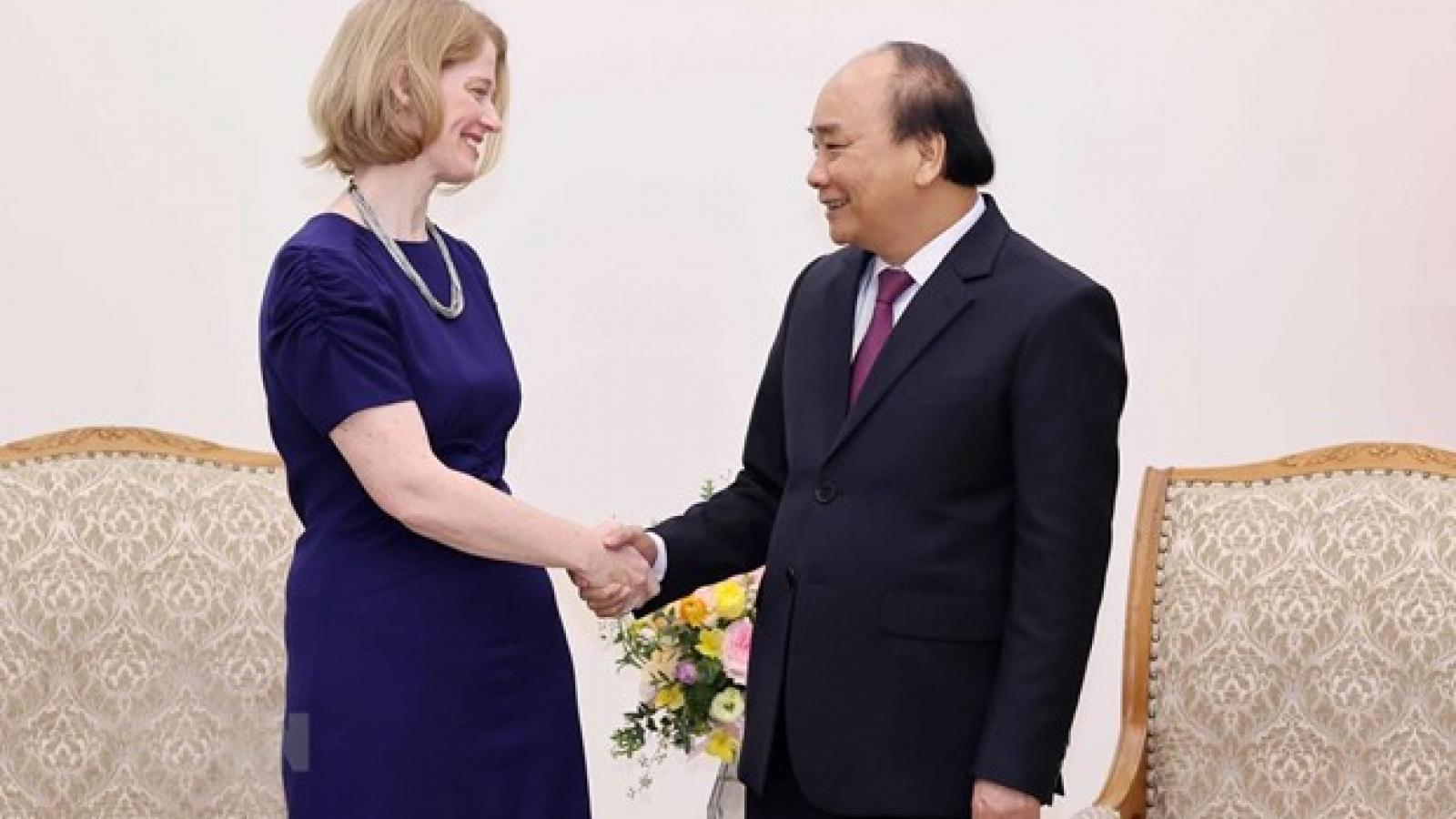 PM receives outgoing New Zealand Ambassador