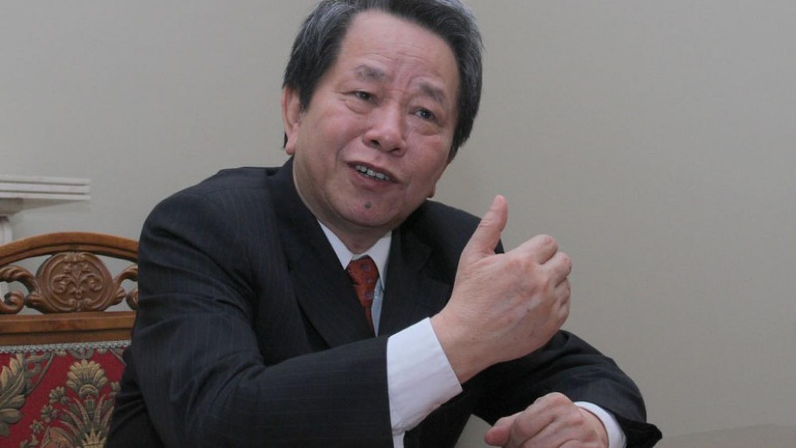 Nhà nghiên cứu Nguyễn Trần Bạt qua đời