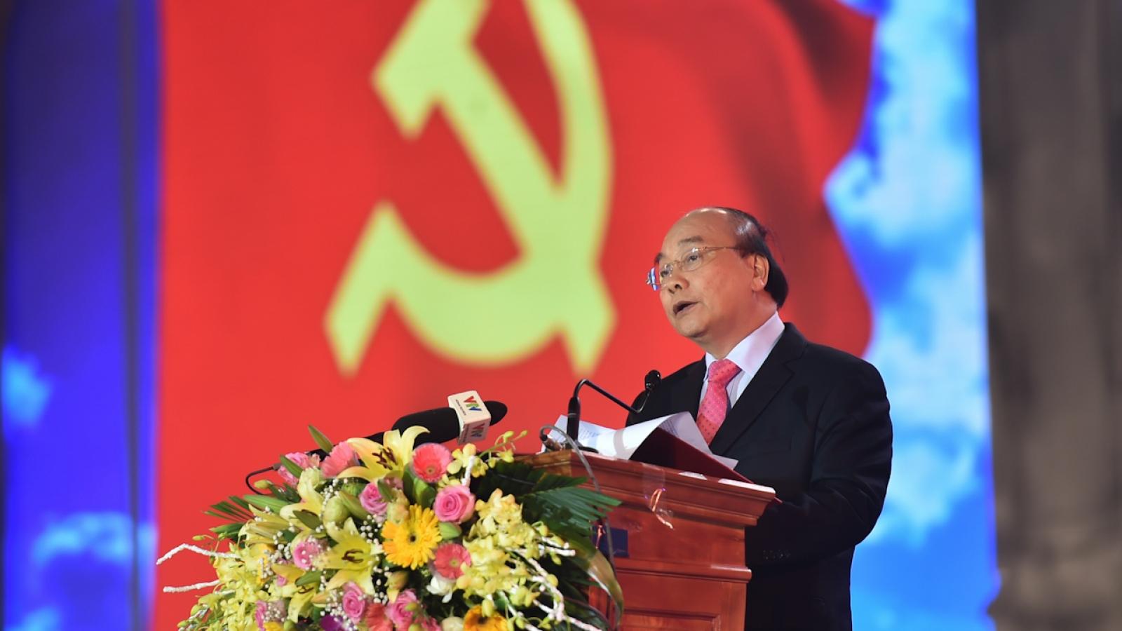 Thủ tướng: Cần giáo dục về lòng biết ơn và tự hào về người nông dân Việt Nam