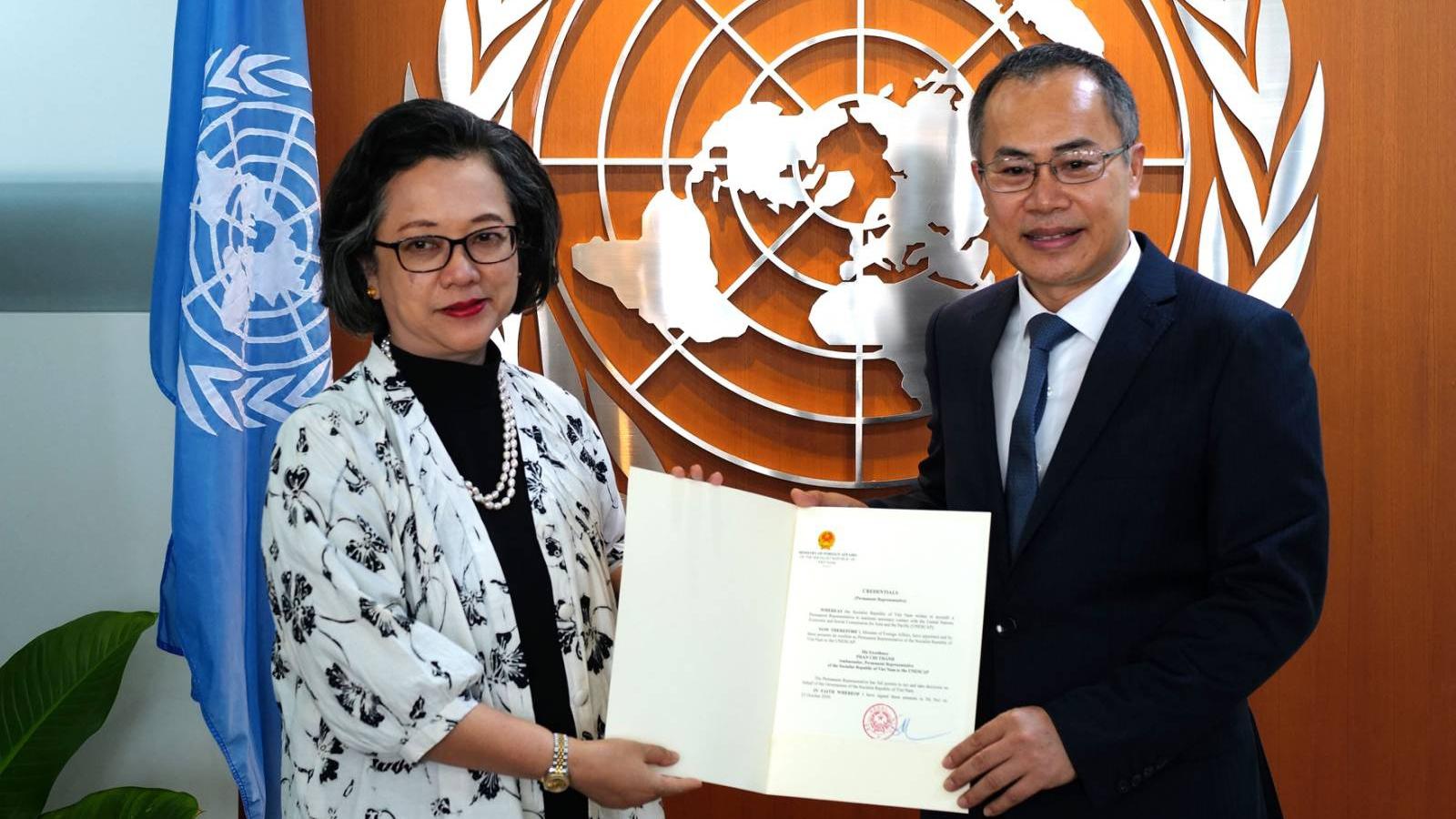 LHQ đánh giá cao vai trò uỷ viên không thường trực HĐBA của Việt Nam