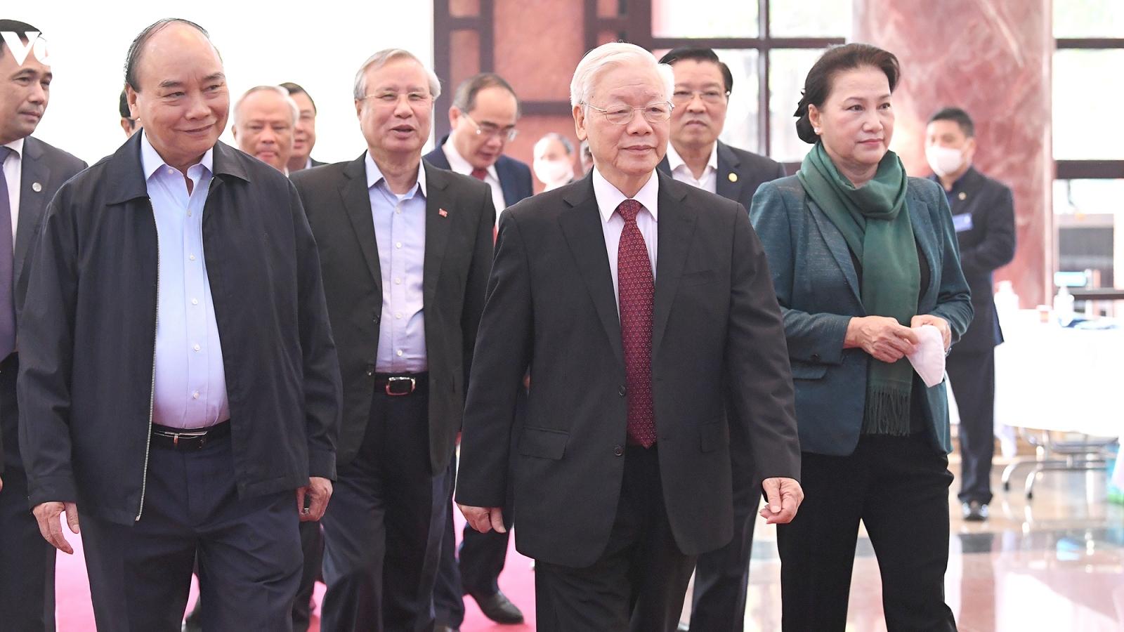 Tổng Bí thư, Chủ tịch nước chủ trì Hội nghị toàn quốc về phòng, chống tham nhũng