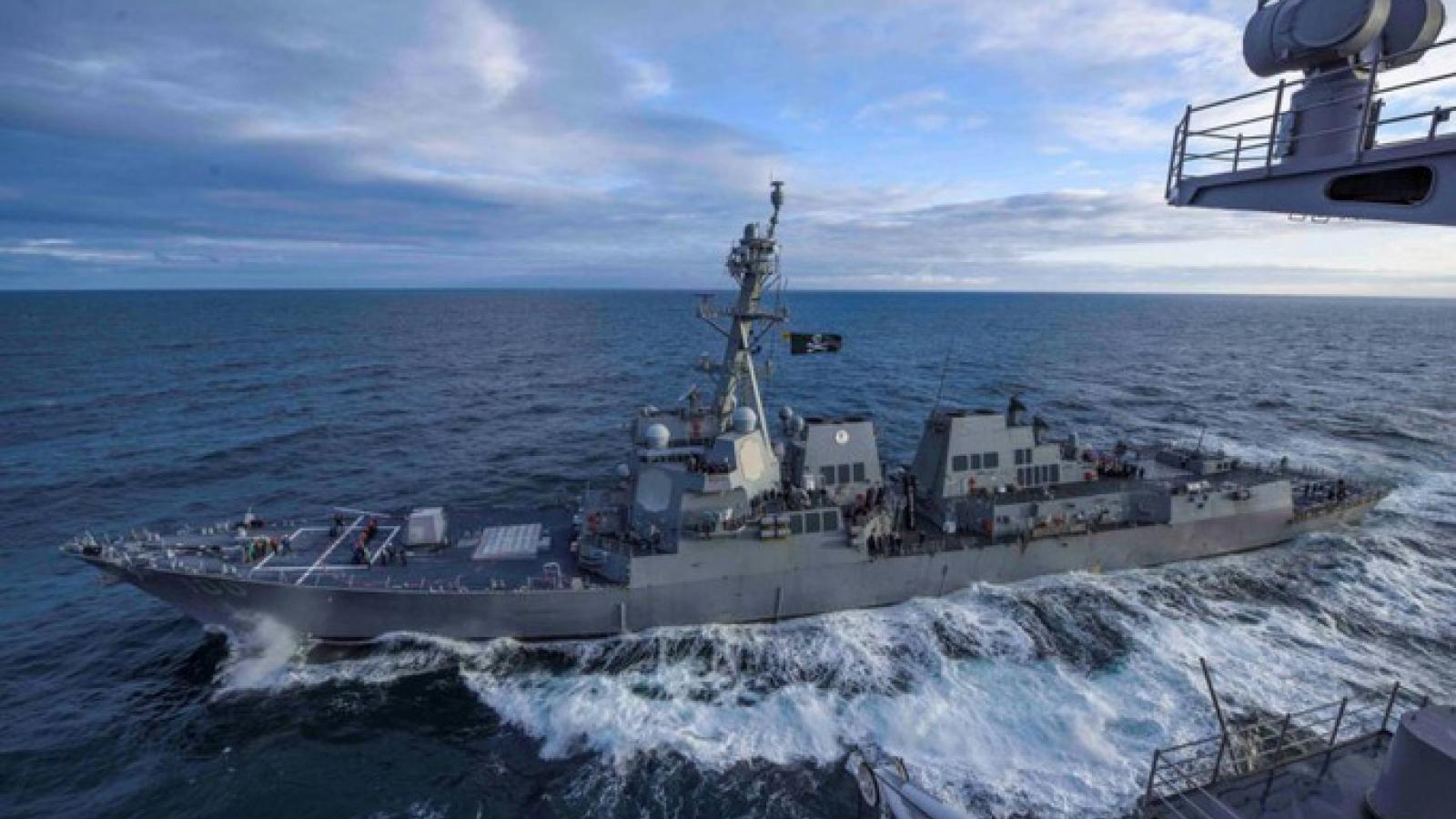 Các kịch bản về tình hình Biển Đông năm 2021: Đâu là tình huống xấu nhất?