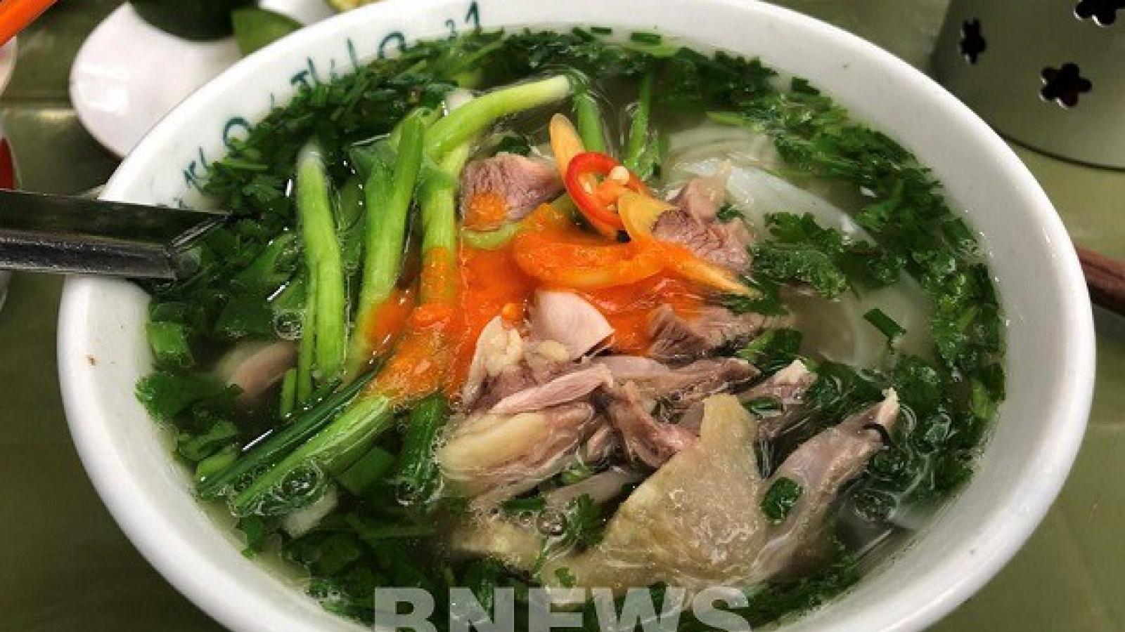 Day of Pho honors Vietnamese culinary treasure