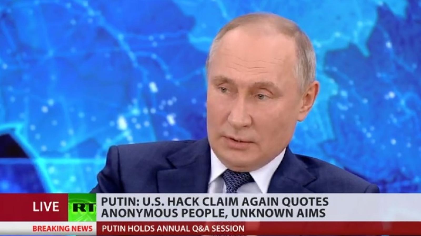 """""""Tham vọng"""" của Putin về xóa đói giảm nghèo ở Nga và giảm phụ thuộc vào dầu mỏ"""