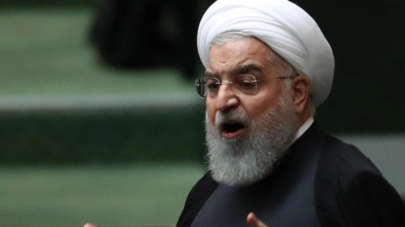 Tổng thống Iran bảo vệ quyết định xử tử nhà báo bất đồng chính kiến