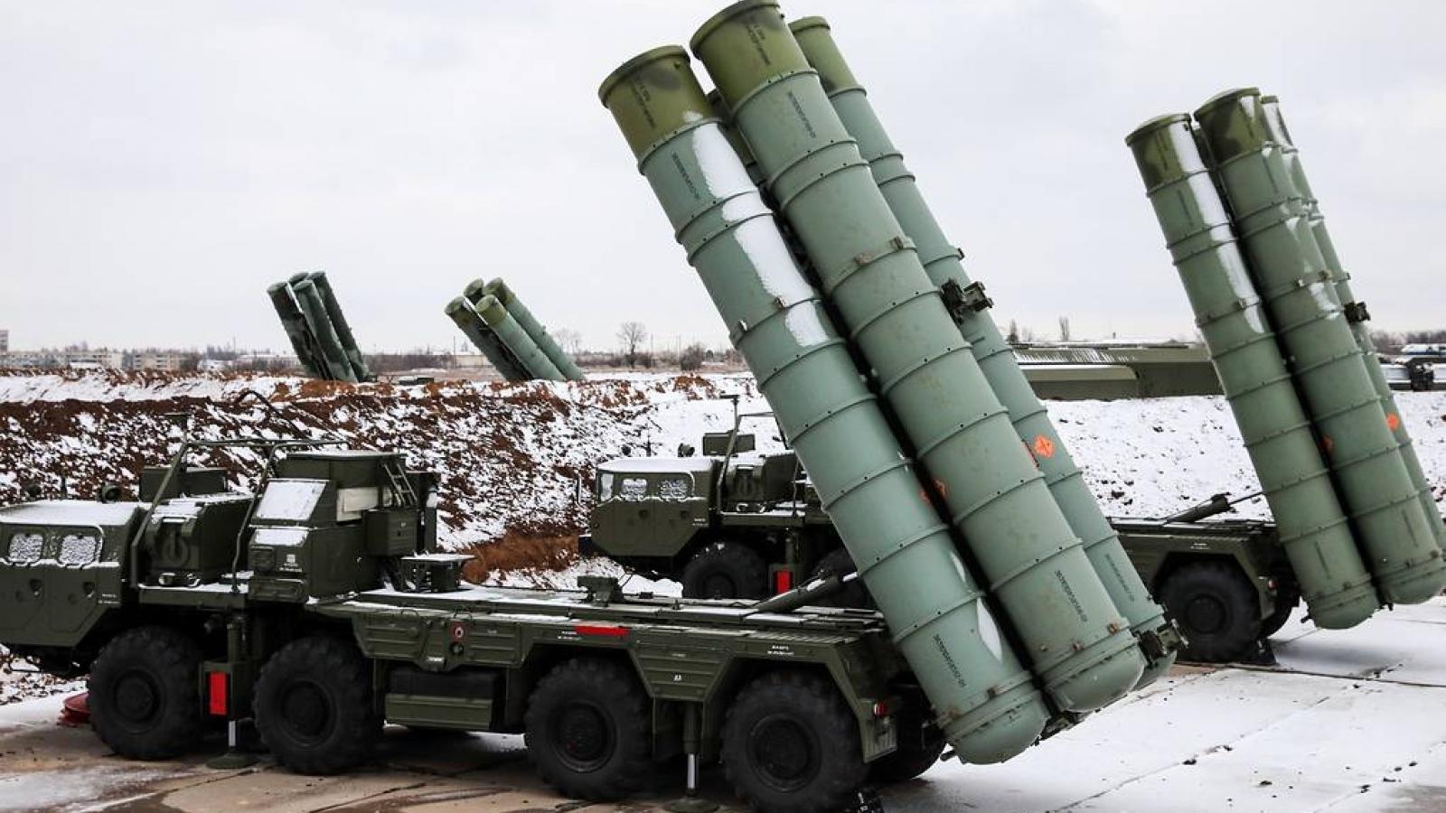 Thổ Nhĩ Kỳ chỉ trích lệnh trừng phạt của Mỹ liên quan thương vụ S-400