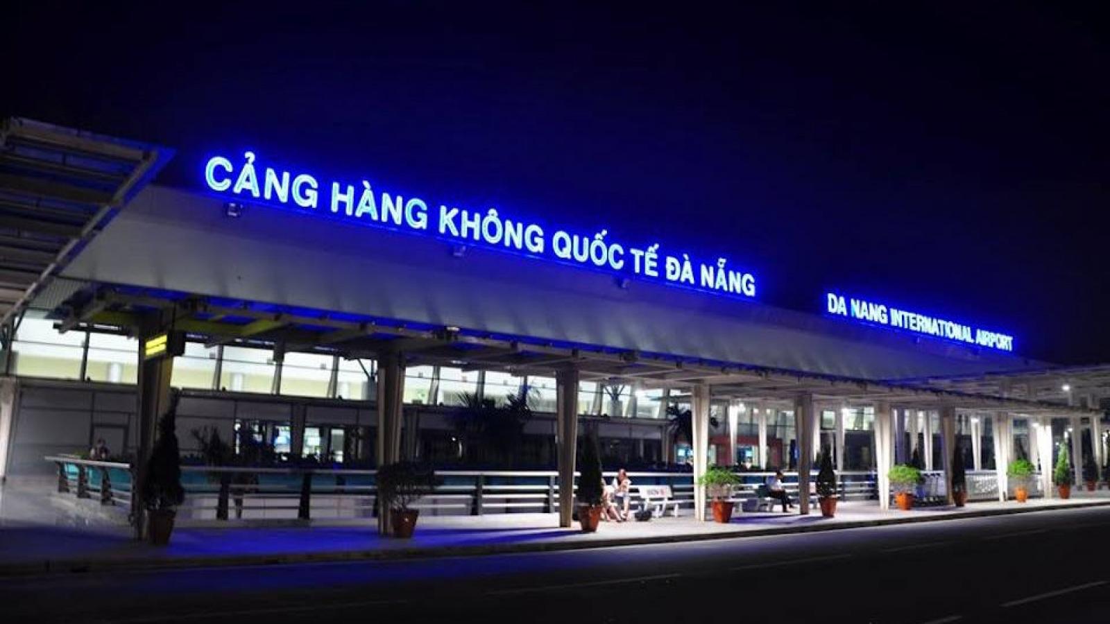 Xây dựng ga hàng hóa, sân bay Quốc tế Đà Nẵng