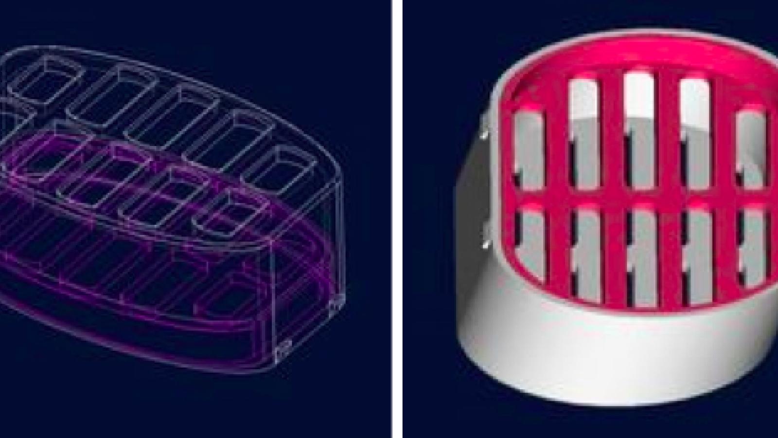 Mặt nạ An Land: Tiêu chuẩn lọc khí N95 kết hợp hộp màng lọc khí than hoạt tính