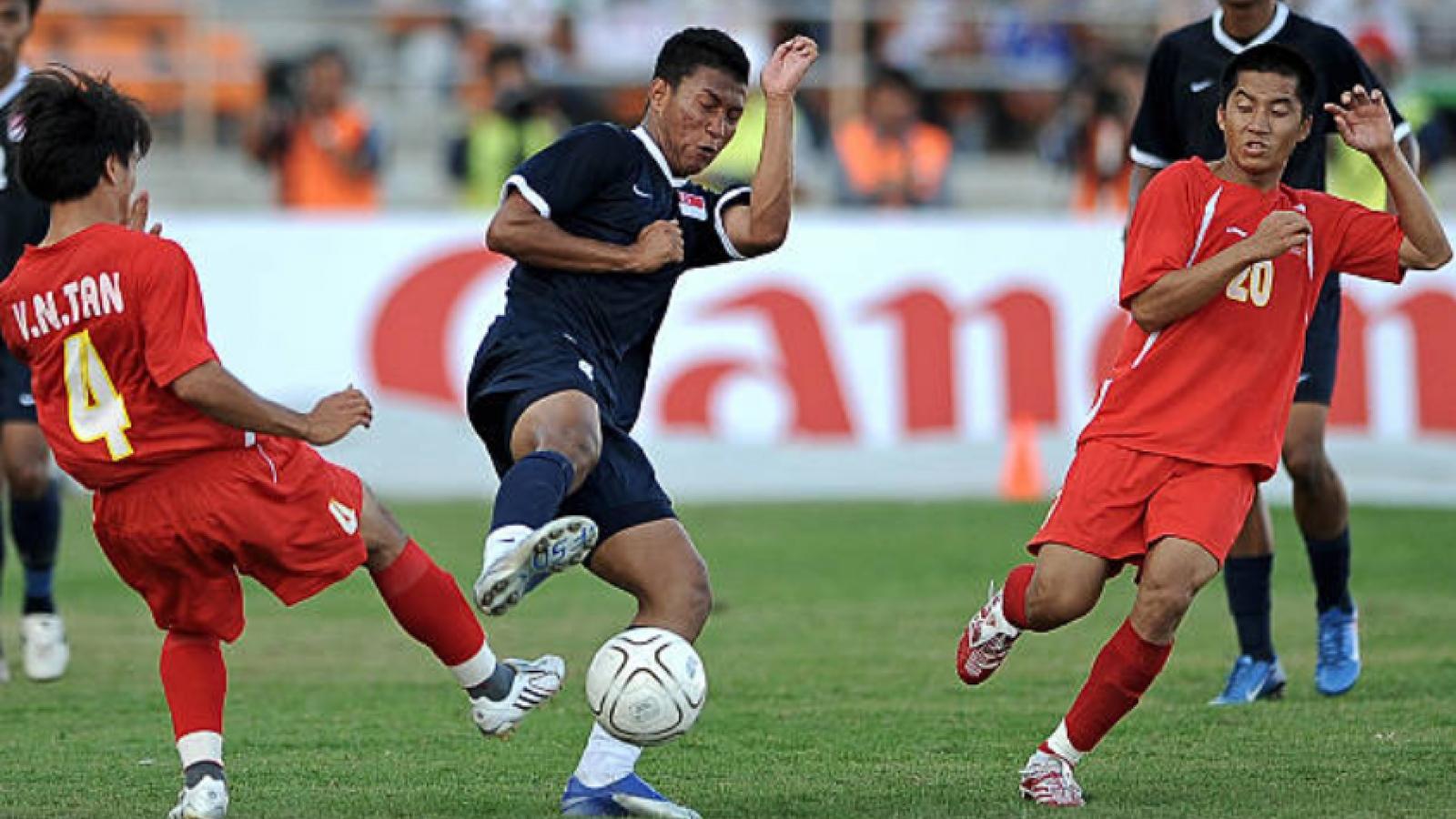Ngày này năm xưa: U23 Việt Nam thảm bại ở đấu trường SEA Games
