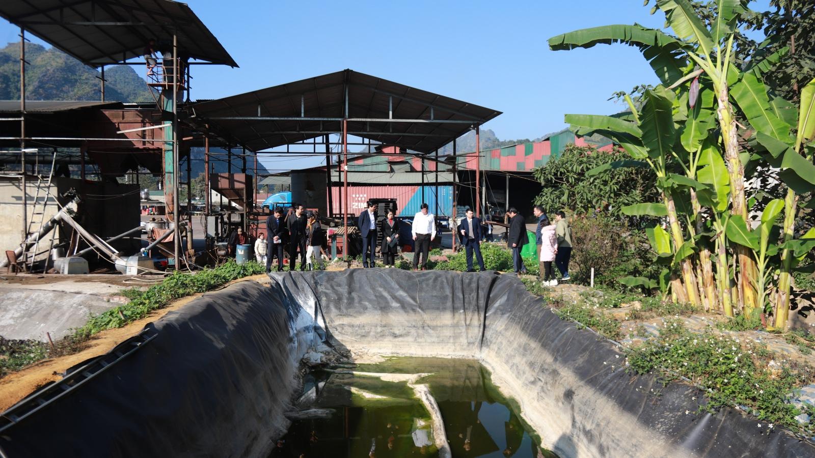 Sơn La khẩn trươngbảo vệ nguồn nướcsinh hoạt sau khi bị ô nhiễm trầm trọng