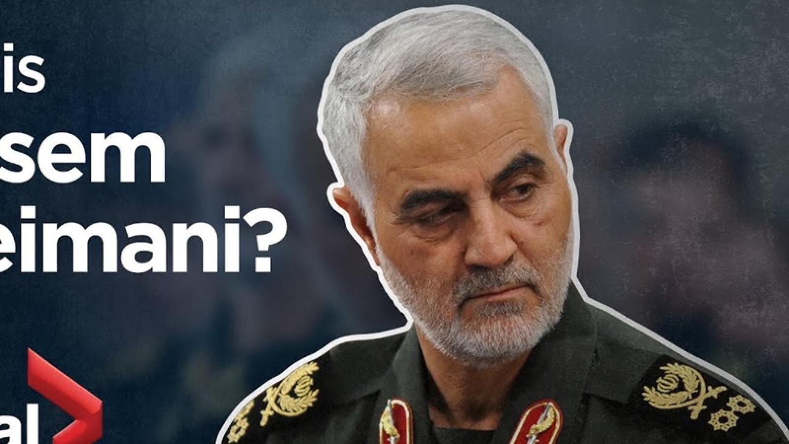 Iran mở rộng danh sách người Mỹ tình nghi liên quan vụ ám sát tướng Soleimani