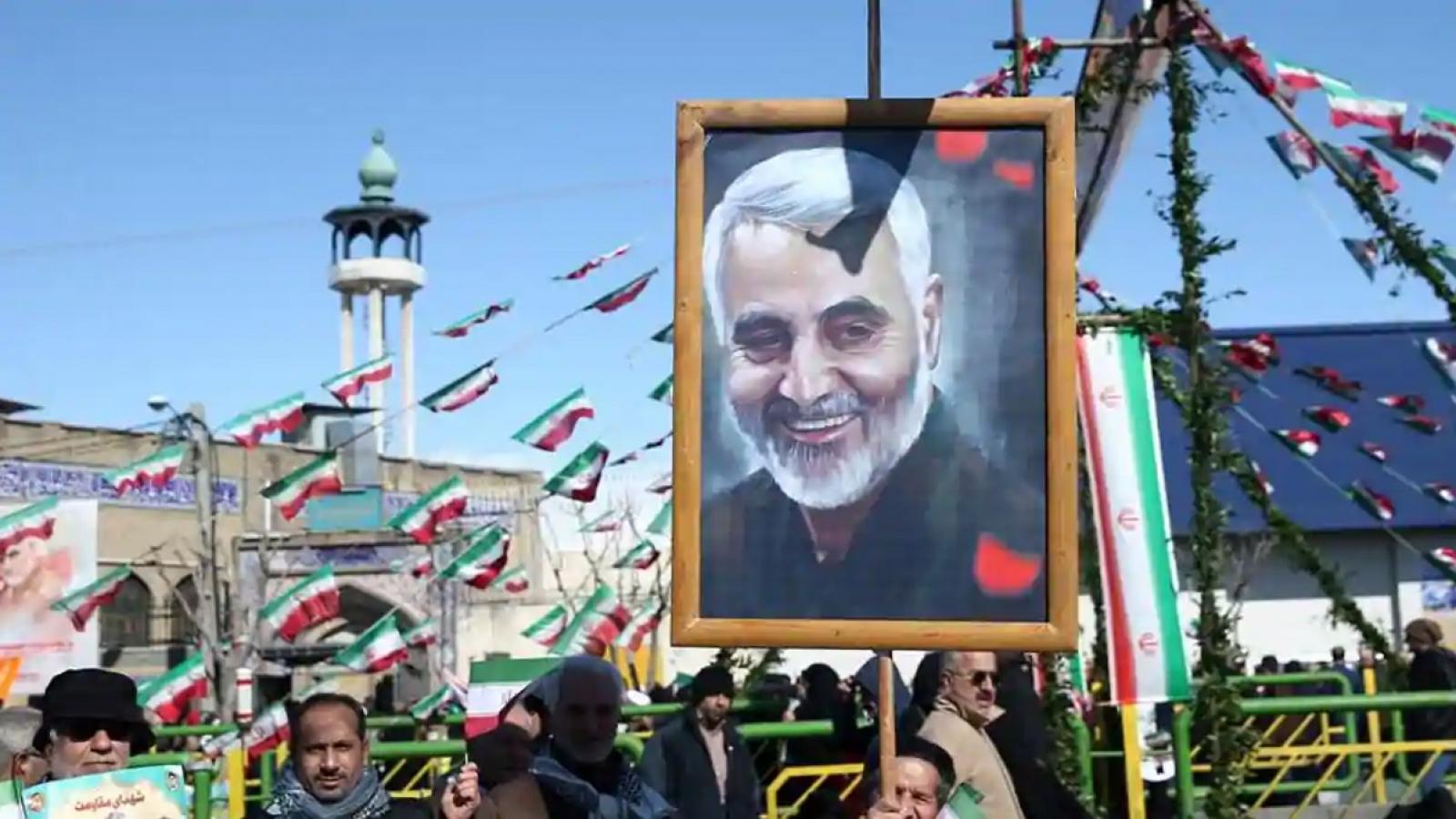 Iran vẫn đang tìm cách đáp trả Mỹ sau vụ sát hại tướng Soleimani