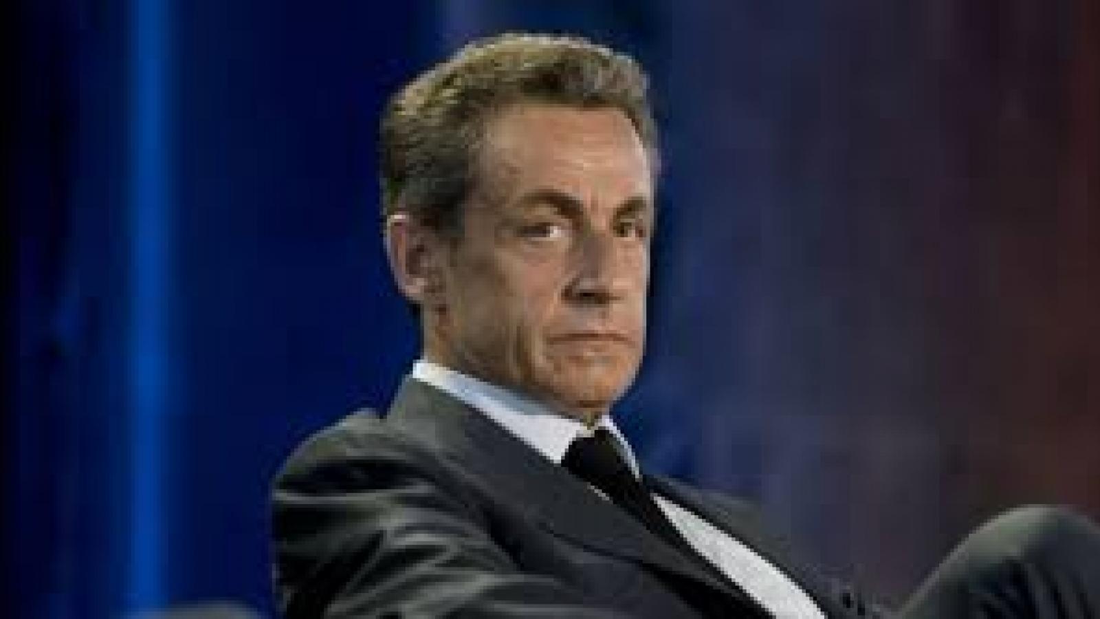 Cựu Tổng thống PhápNicolas Sarkozy bị đề nghị án 4 năm tù