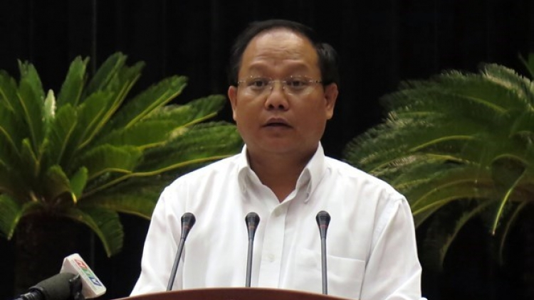 Former vice secretary of HCM City's Party Committee prosecuted