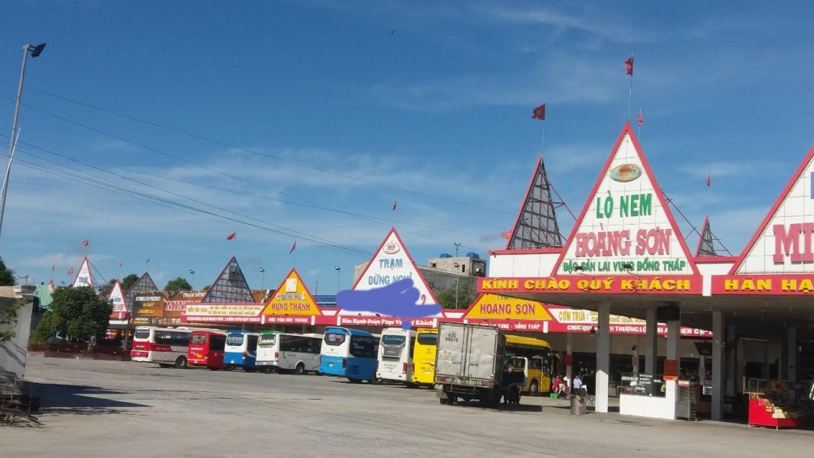 Các trường hợp F1 ở Tiền Giang và Vĩnh Long tiếp xúc BN 1440 đều âm tính