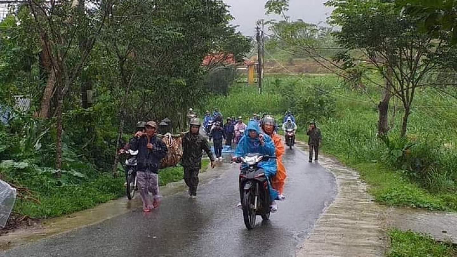Quảng Nam tìm thấy thi thể người phụ nữ gần thác nước