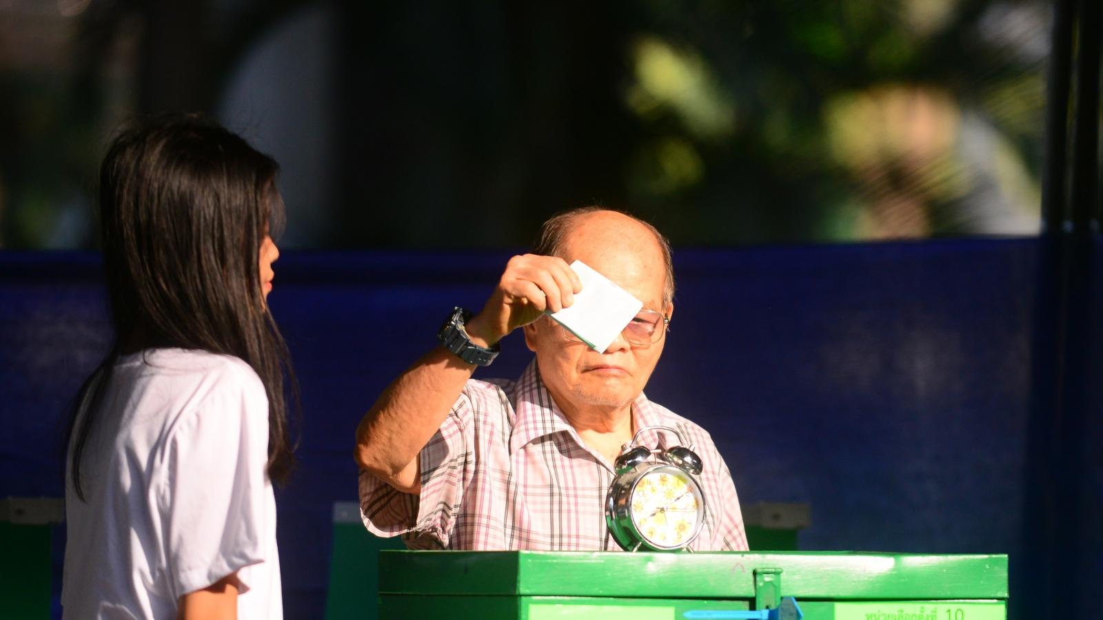 Thái Lan tổ chức bầu cử địa phương lần đầu kể từ năm 2014