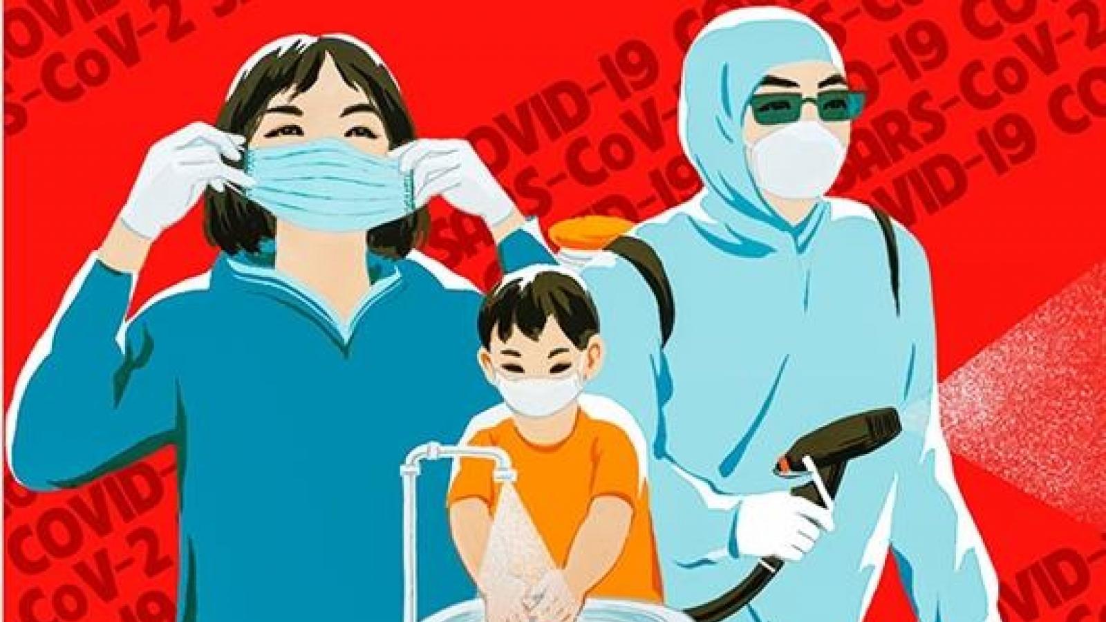 Những yếu tố giúp Việt Nam khống chế thành công đại dịch Covid-19