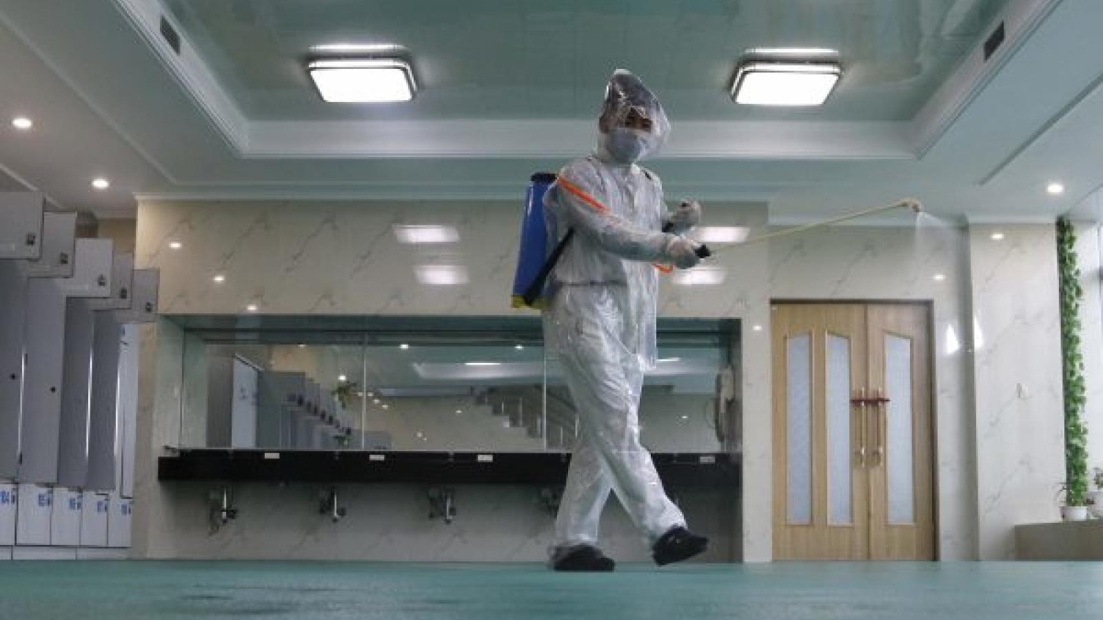 Triều Tiên tái khởi động mức ứng phó cấp cao nhất đối với dịch Covid-19