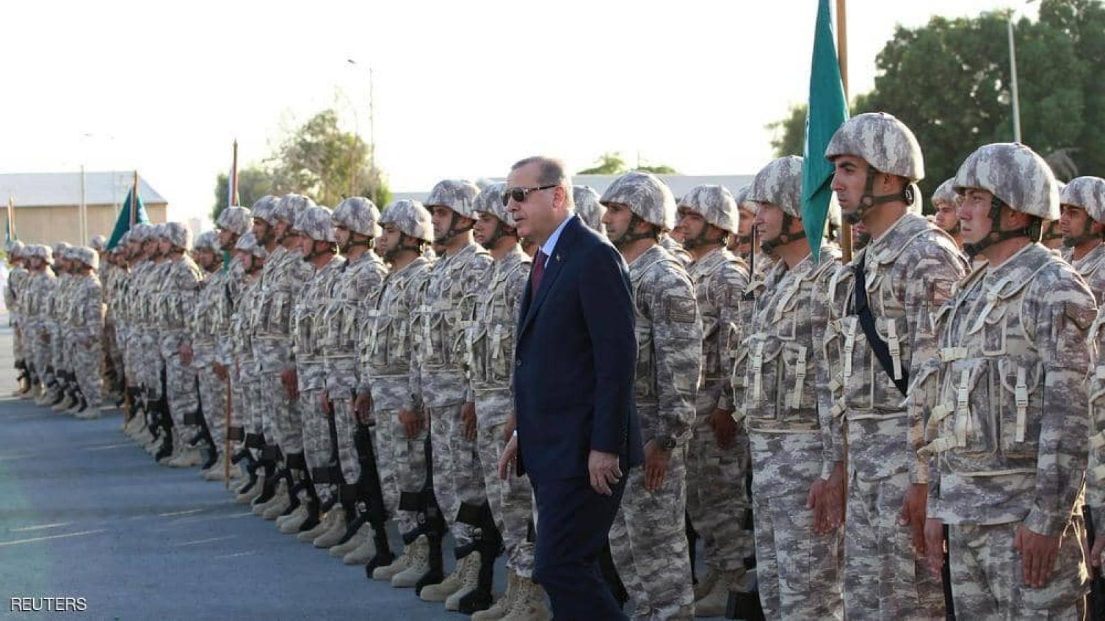 Thổ Nhĩ Kỳ mở rộng hiện diện ở Libya