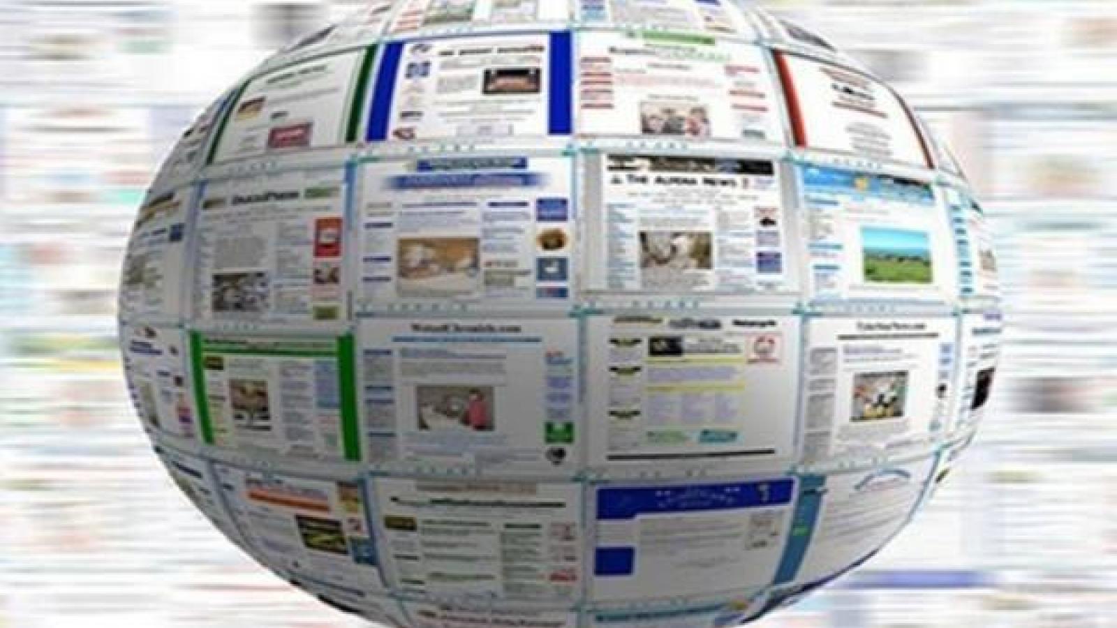 Từ hôm nay (1/12), phạt nặng trang thông tin điện tử đăng chuyện thần bí gây hoang mang