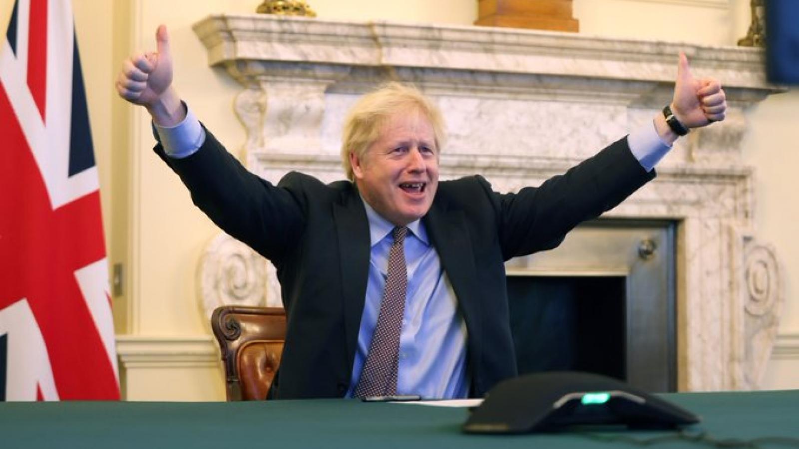 Anh và EU đạt được Thỏa thuận Brexit