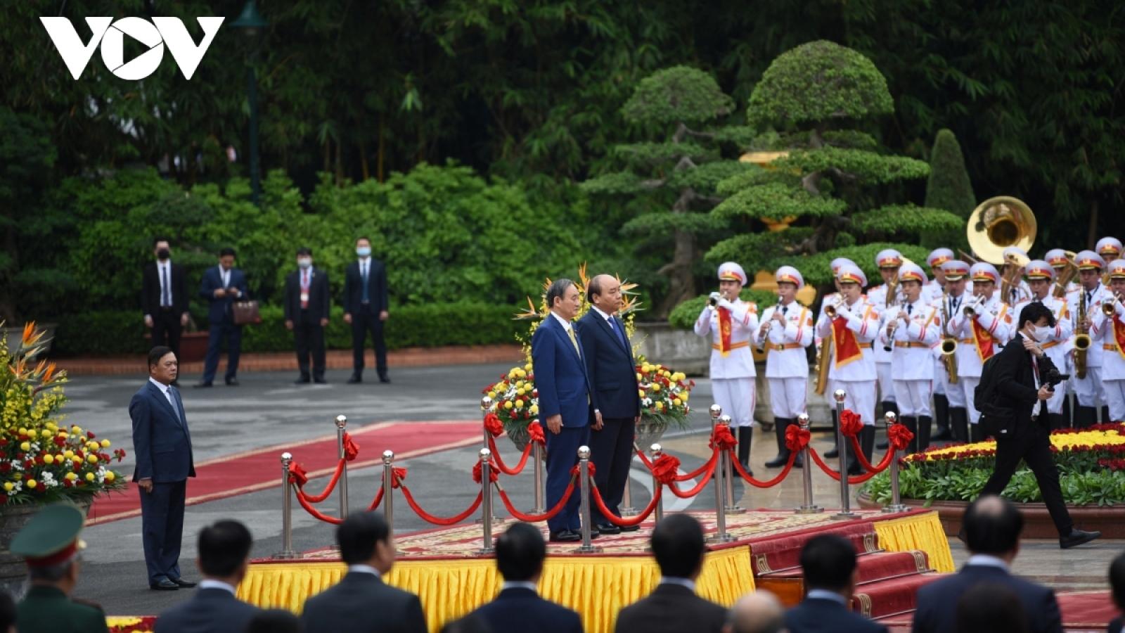 Những chuyến thăm Việt Nam của lãnh đạo các nước trong năm 2020