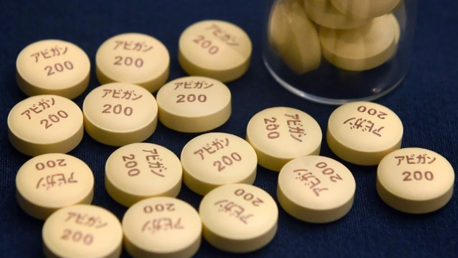 Thuốc Avigan của Nhật Bản ít hiệu quả trong điều trị Covid-19