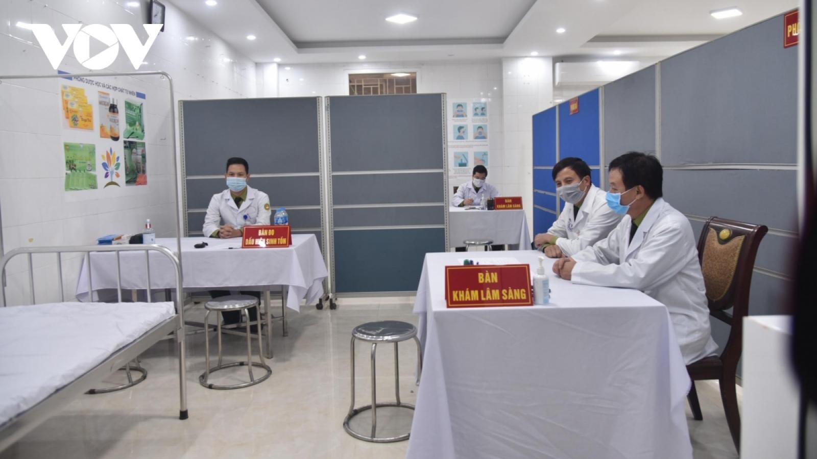 Thêm 17 tình nguyện viên tiêm thử vaccine Covid-19 Việt Nam