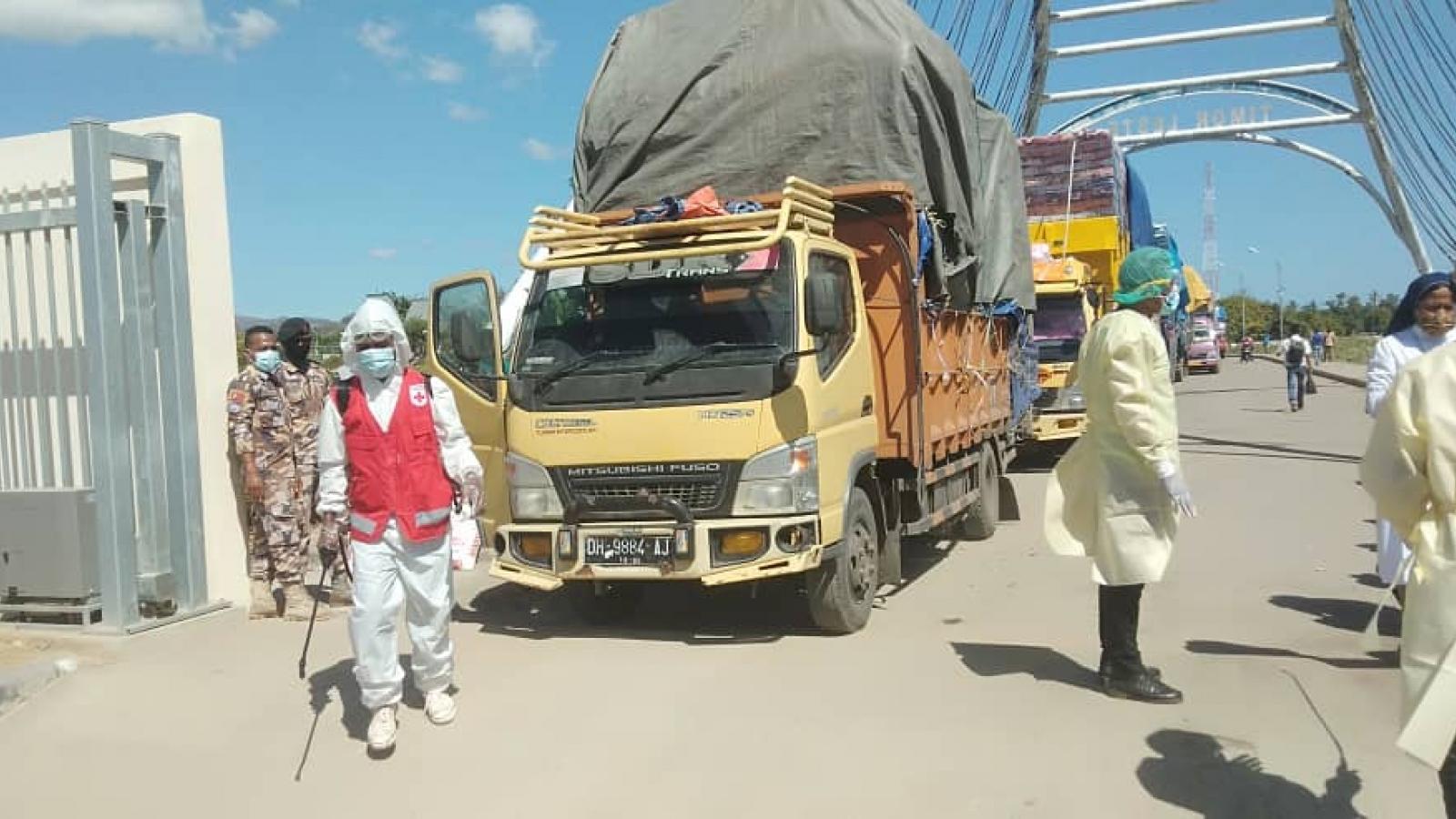Timor Leste đóng cửa biên giới với tất cả các quốc gia để ngăn Covid-19
