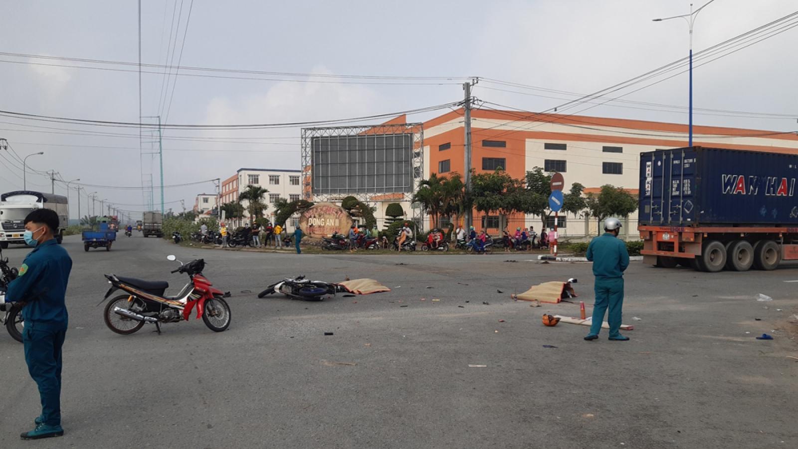 2 người thiệt mạng vì tai nạn tại ngã tư không có đèn tín hiệu giao thông