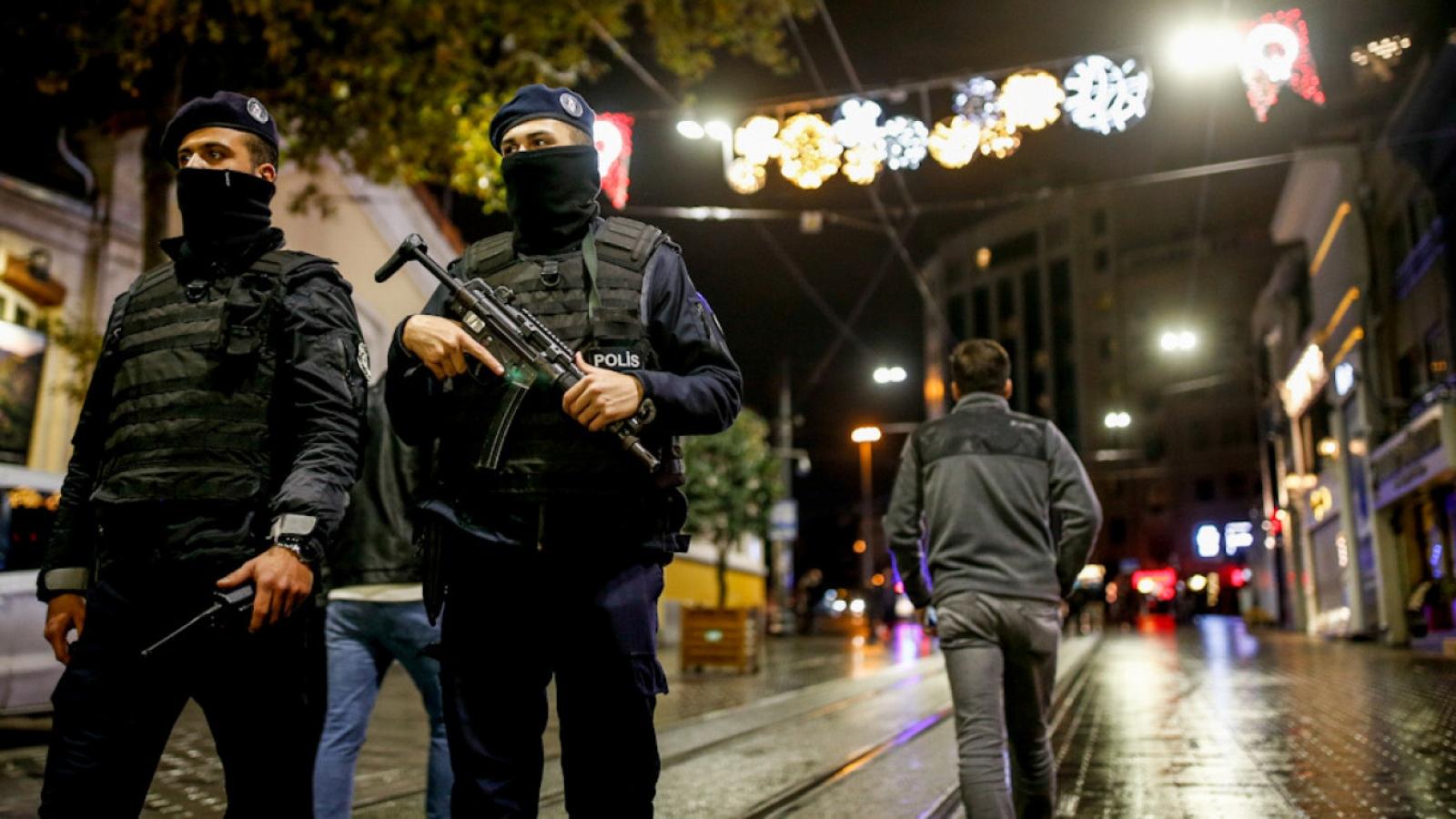 Thổ Nhĩ Kỳ thả 2 nhà báo Nga sau 4 ngày tạm giữ