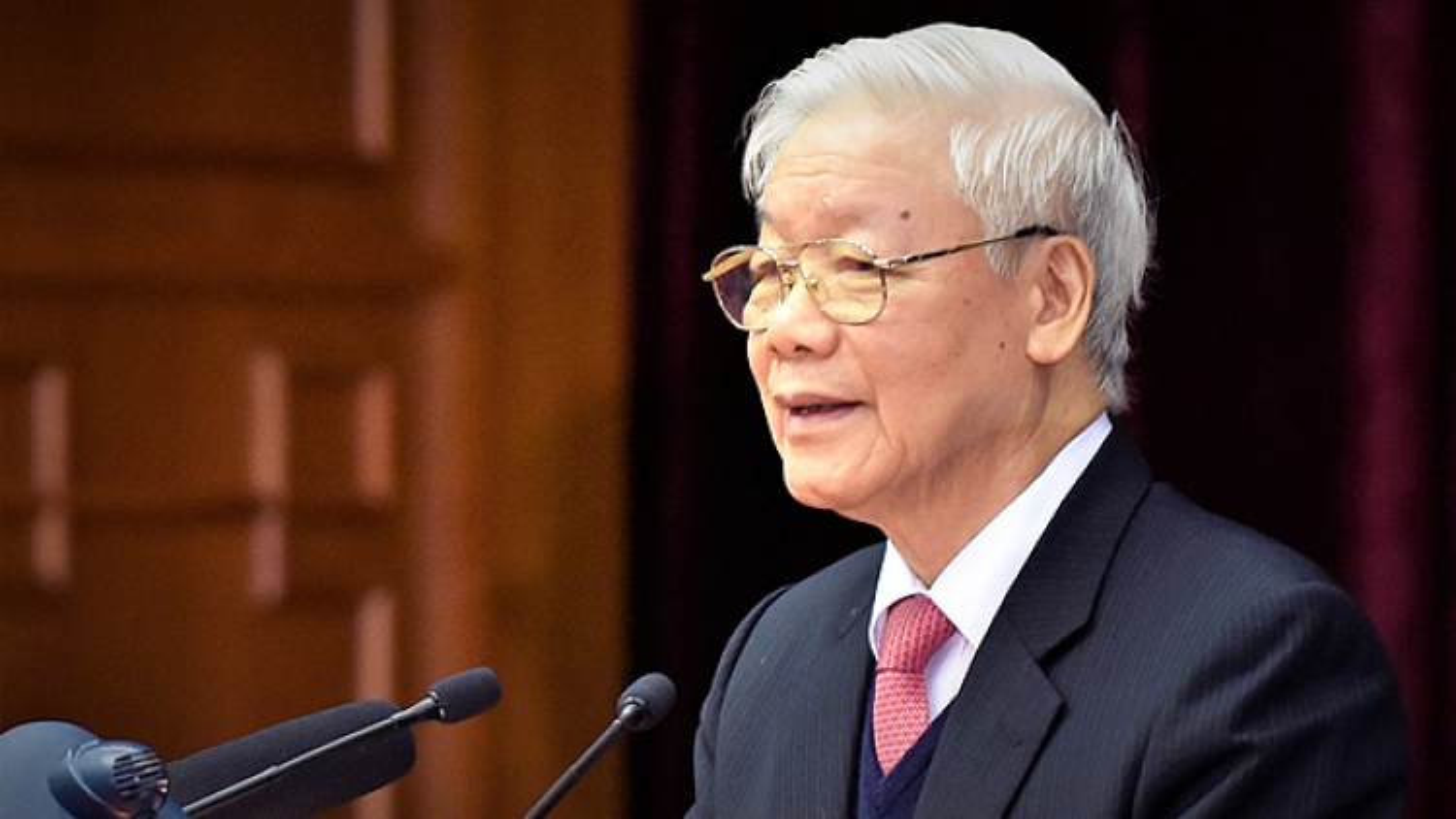 Toàn văn phát biểu bế mạc Hội nghị TƯ 14 của Tổng Bí thư, Chủ tịch nước