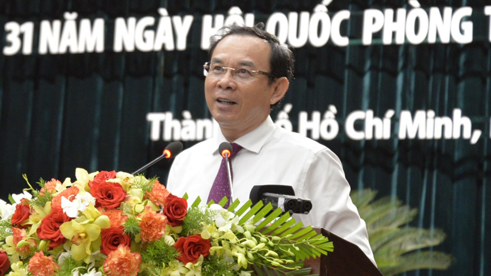 Ông Nguyễn Văn Nên: Thành tựu phát huy, sai phải xử lý