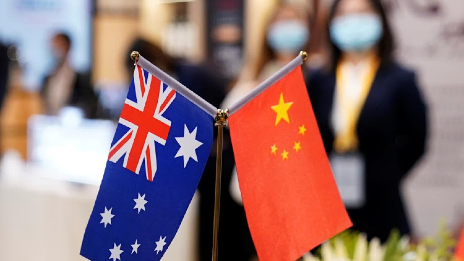 New Zealand đề nghị làm trung gian hòa giải giữa Australia và Trung Quốc