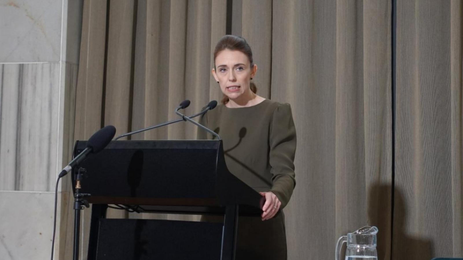 Thủ tướng New Zealand xin lỗi về vụ khủng bố ở Christchurch