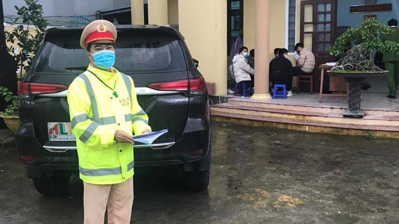 1 người treo cổ tự tử trong khu cách ly ở Đà Nẵng