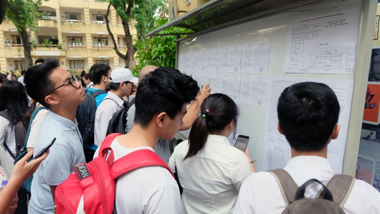 Phát huy tối đa quyền tự chủ trong tuyển sinh đại học 2021