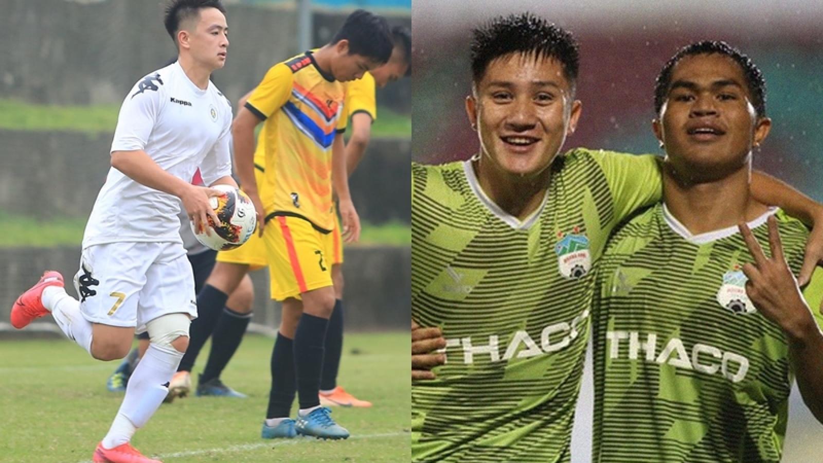 Hà Nội FC và HAGL lỗi hẹn với VCK U21 Quốc gia 2020