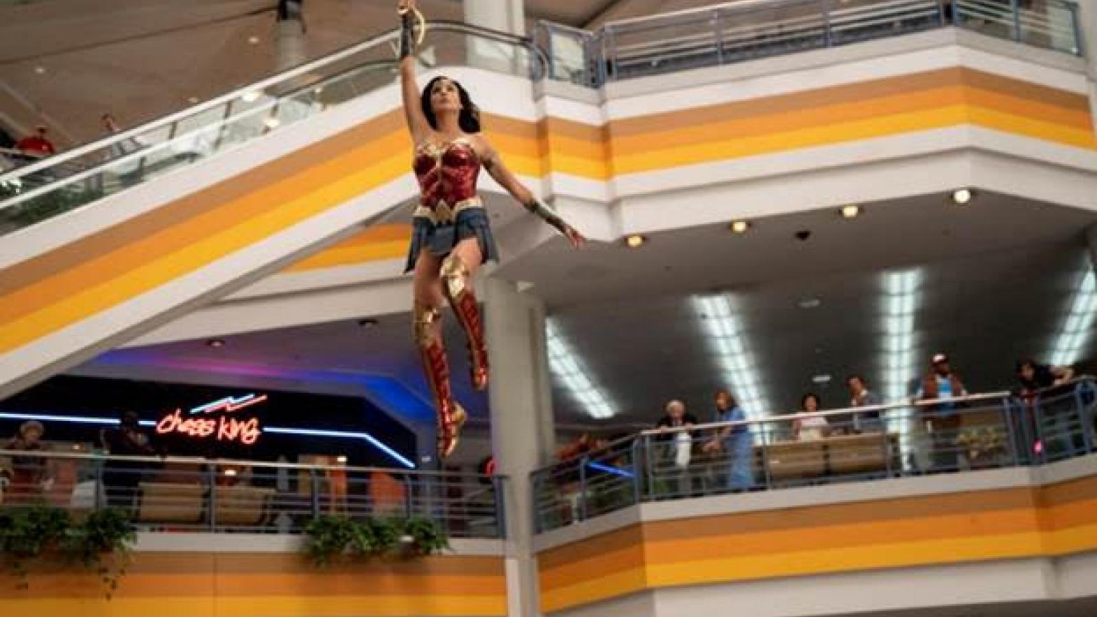 """Những lý do phải ra rạp xem ngay """"Wonder Woman 1984"""""""